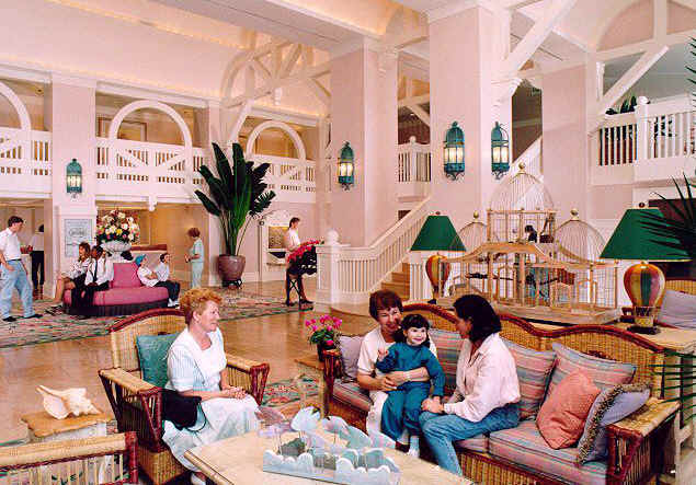 Disney\'s Beach Club Resort